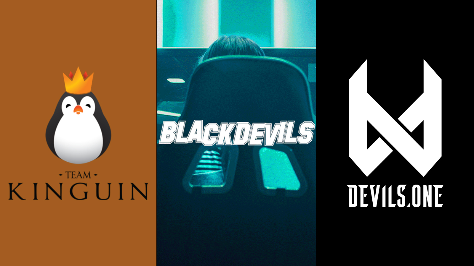 Kinguin Black Devils Rebrand