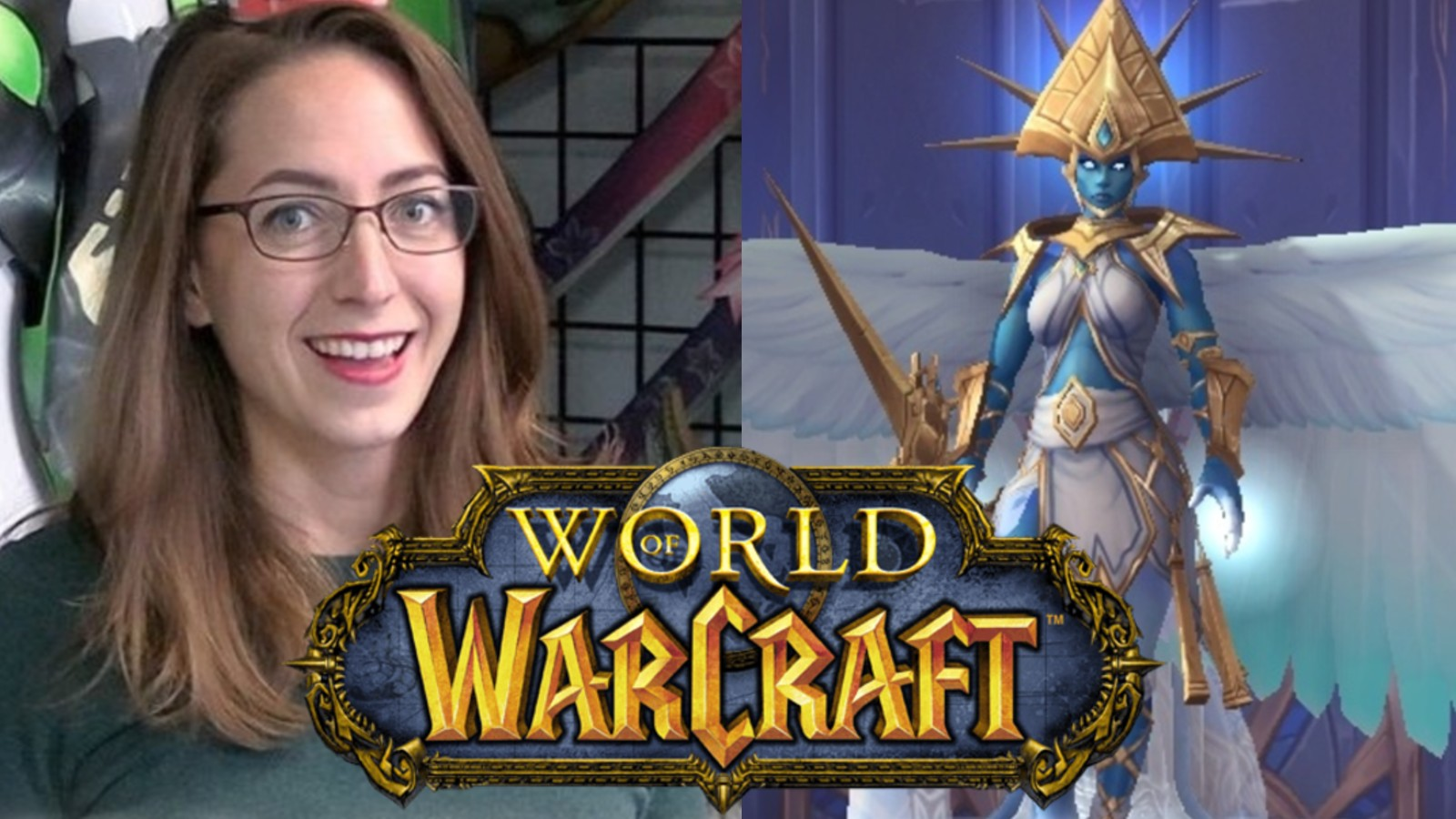 World of Warcraft WoW Kyrestia Cosplay Feature