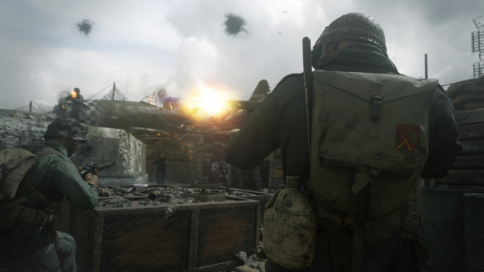 Call of Duty WWII screenshot