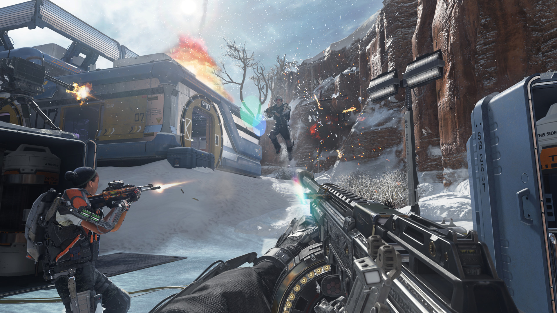 Advanced Warfare screenshot