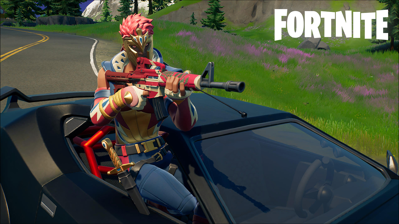 Fortnite Vehicle Challenges