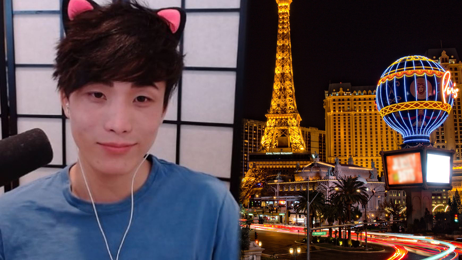 Sykkuno reveals he's moving to Las Vegas