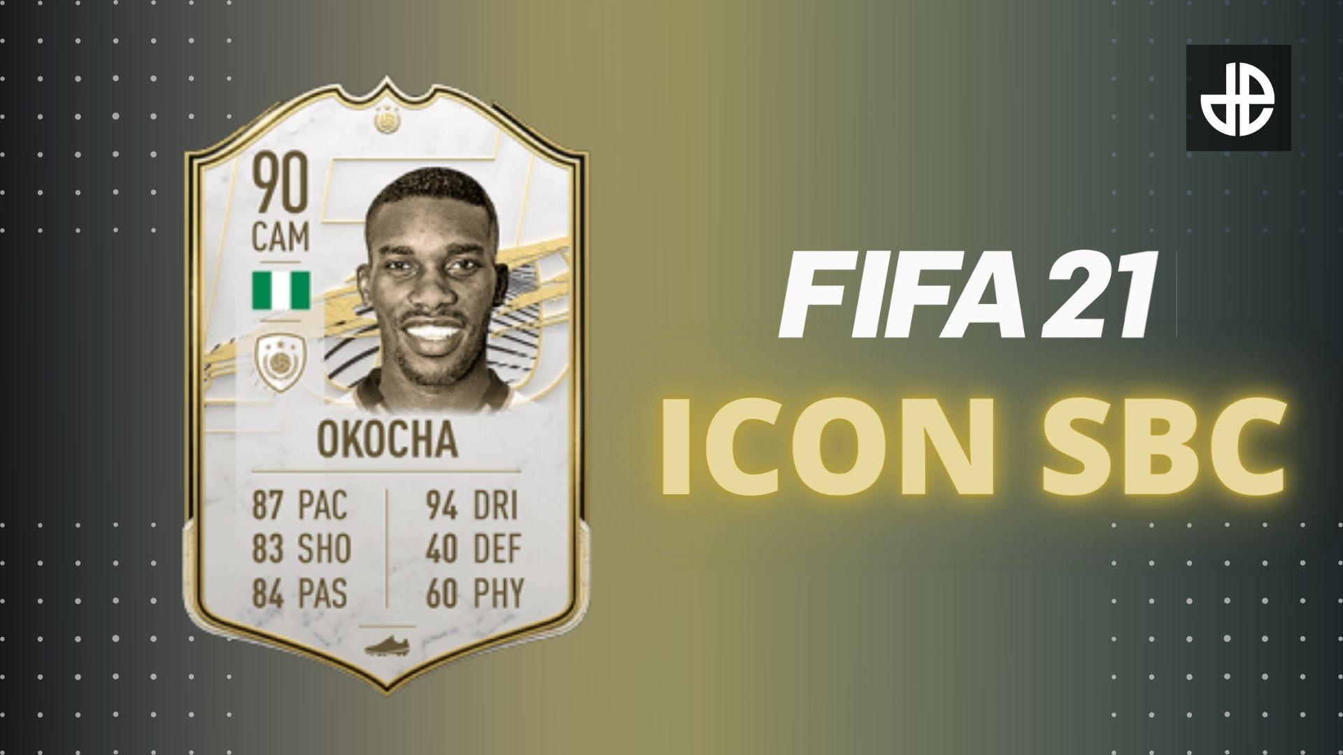 Jay-Jay Okocha FIFA 21 SBC