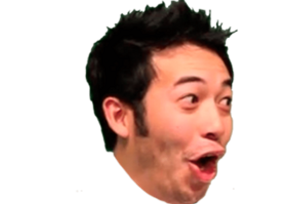 pogchamp emote on Twitch