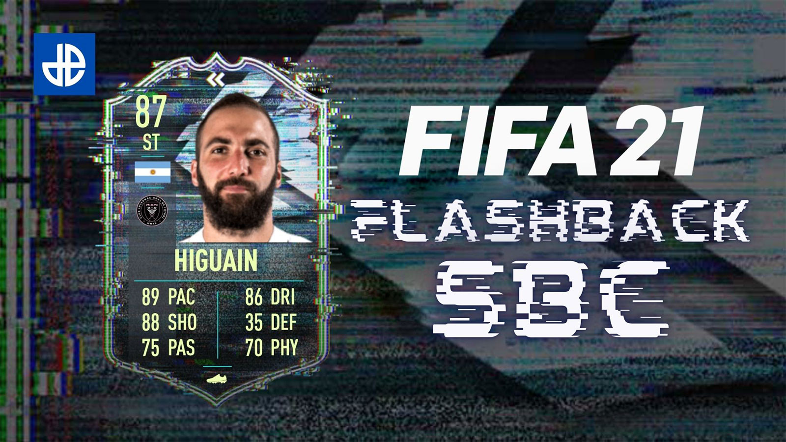 Higuain Flashback SBC