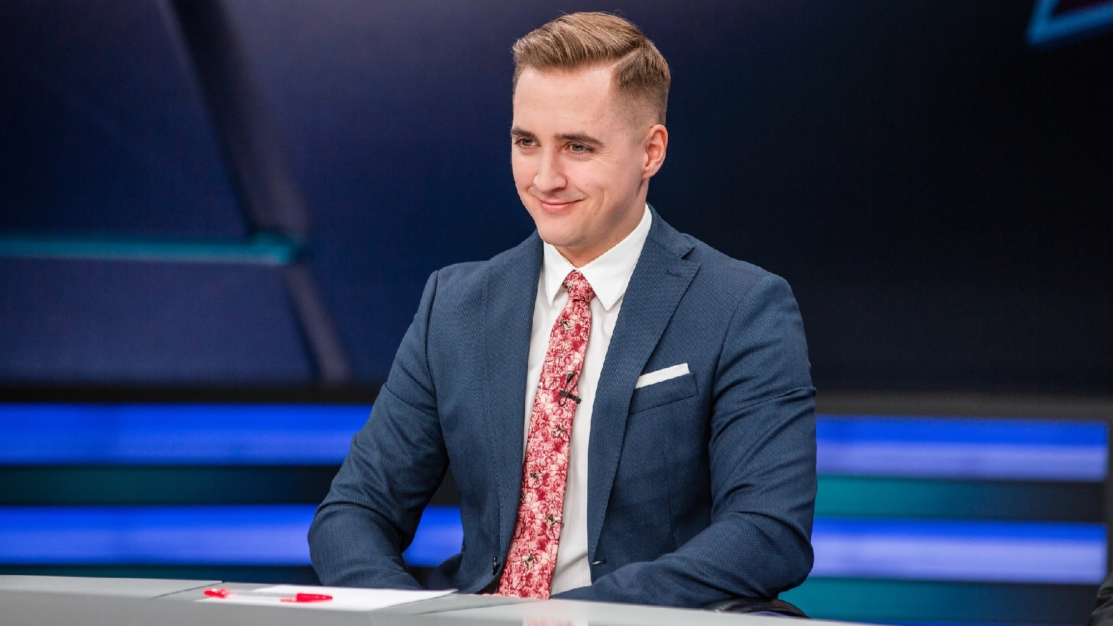 Krepo League of Legends Riot Caster Analyst