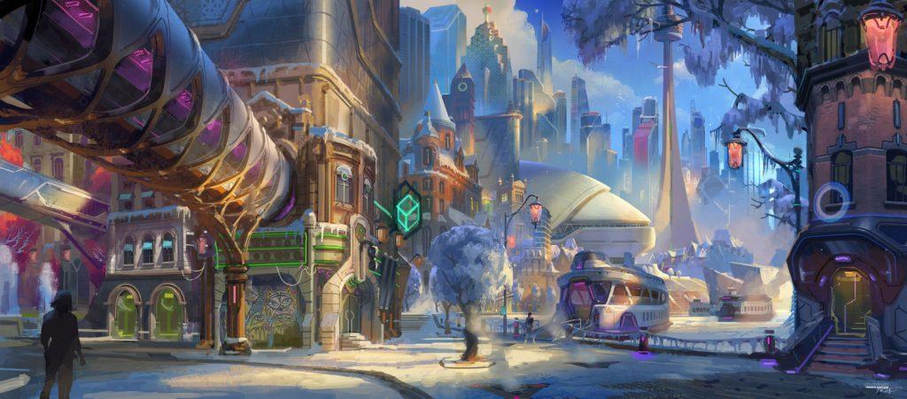 Overwatch 2 concept art