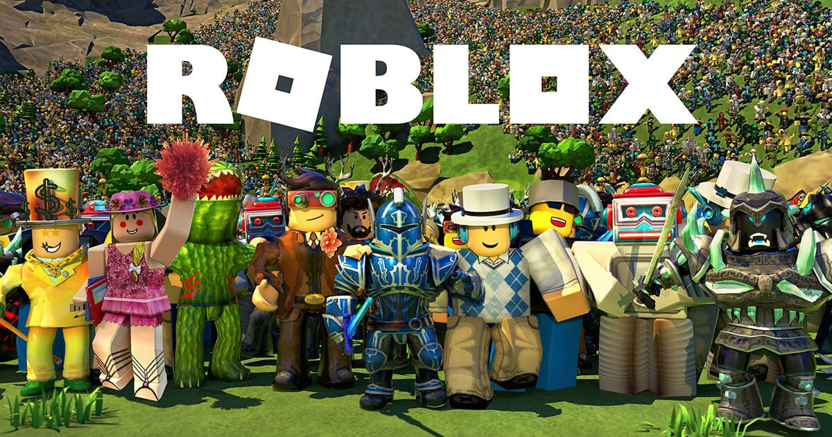 Roblox official screenshot