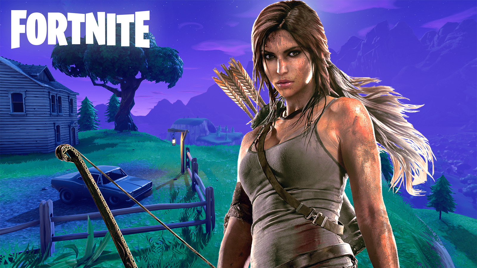 Fortnite Lara Croft