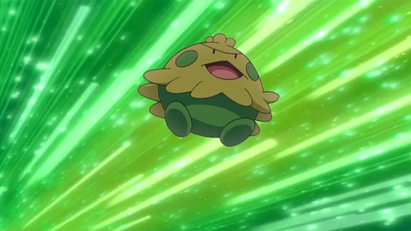 Shroomish in Pokemon