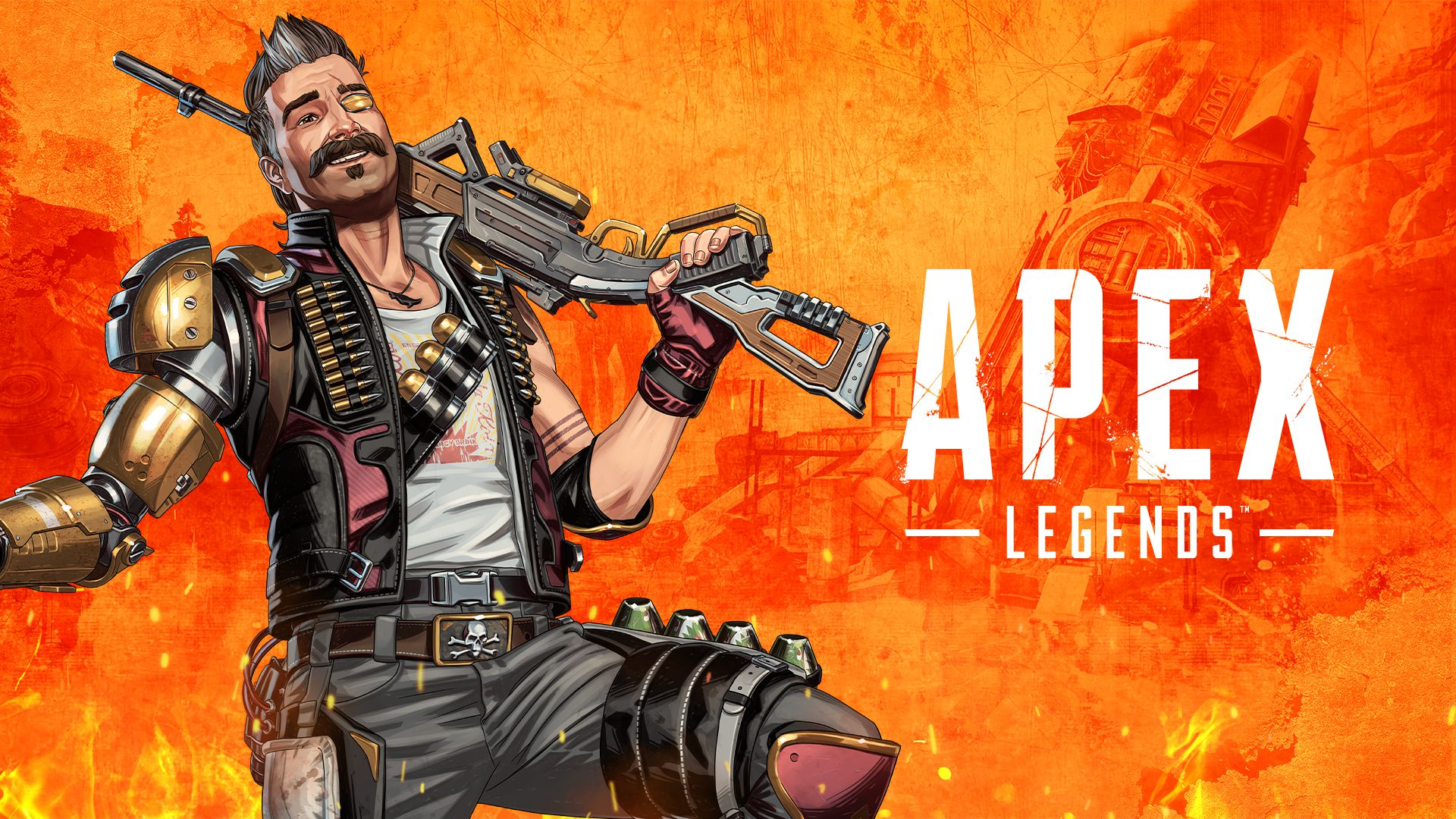 Apex Legends season 8 legend