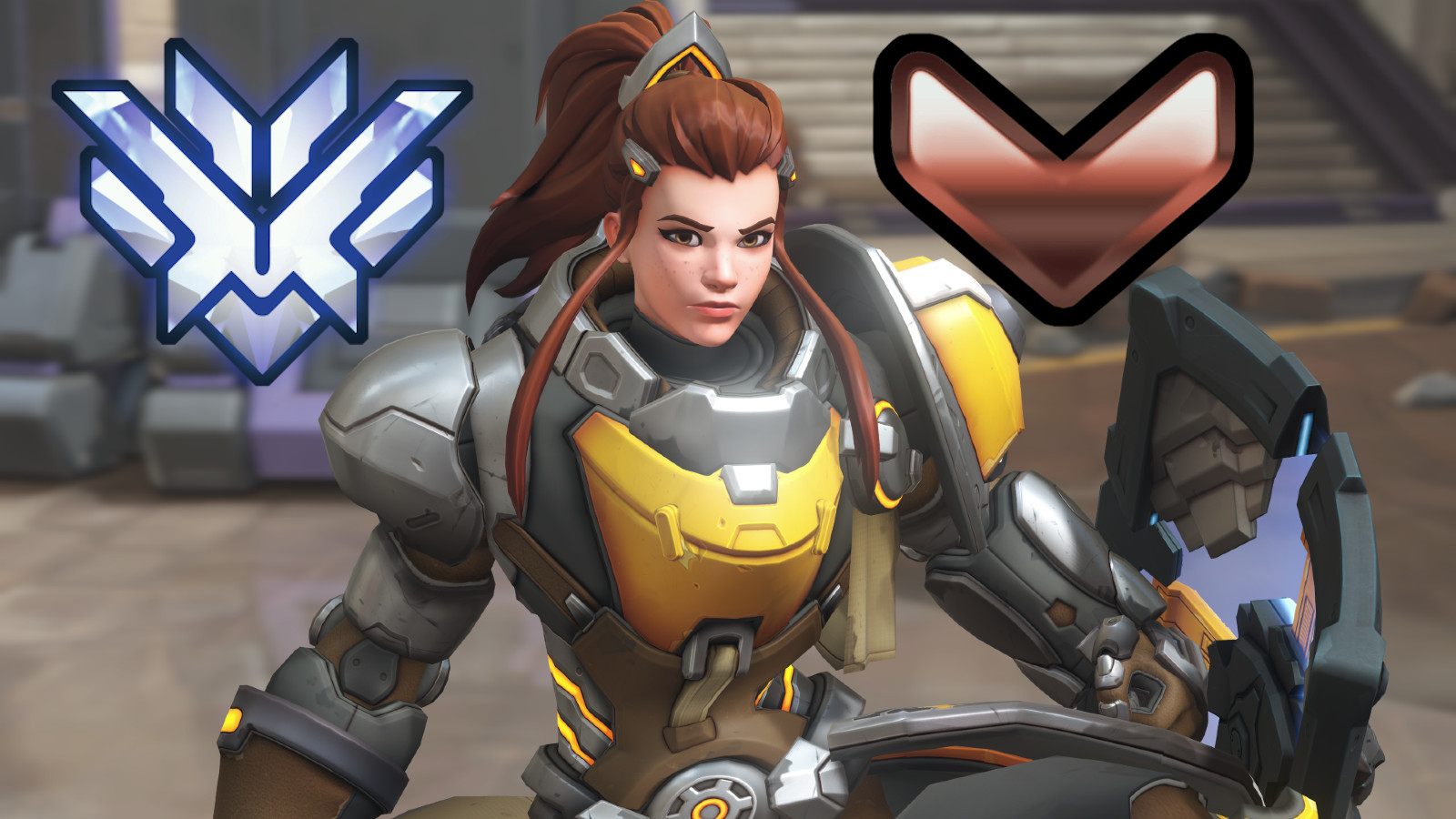 Brigitte in top 500 and bronze
