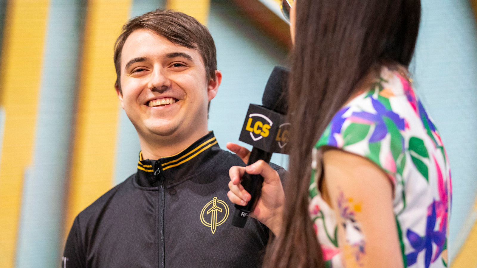 Ablazeolive playing for Golden Guardians Academy in LCS 2020