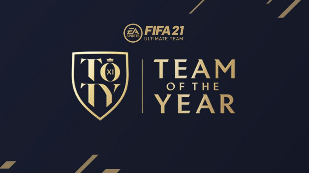 FIFA 21 TOTY logo