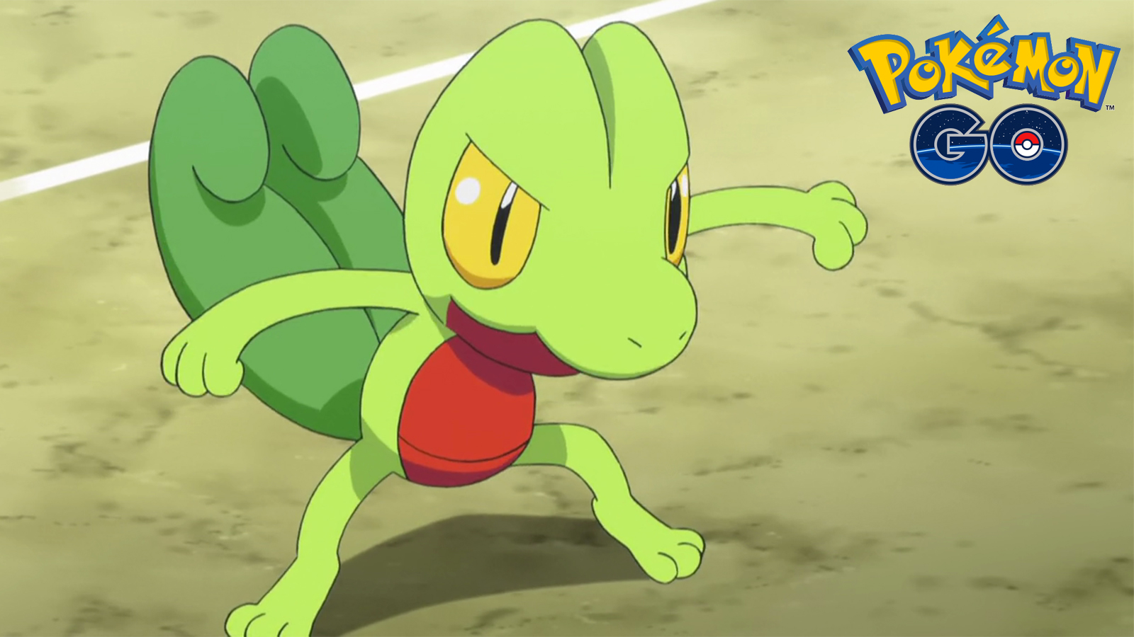 Pokemon Go Treecko