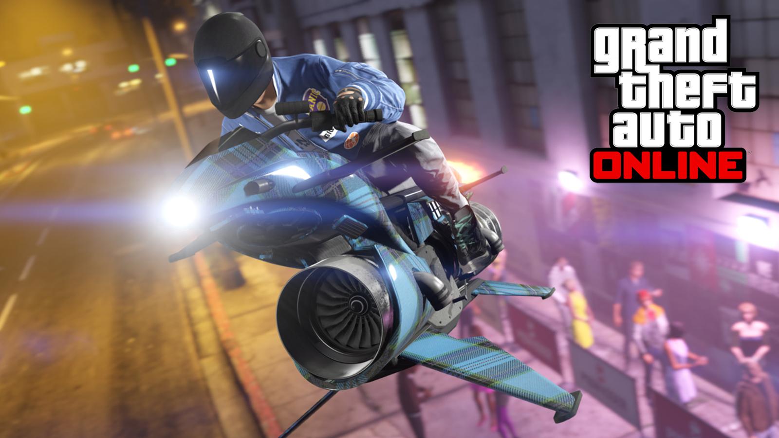GTA Online MK2 Oppressor