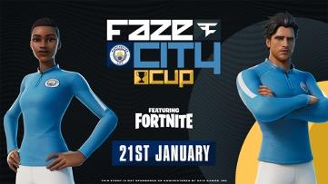 Кубок Fortnite FaZe City