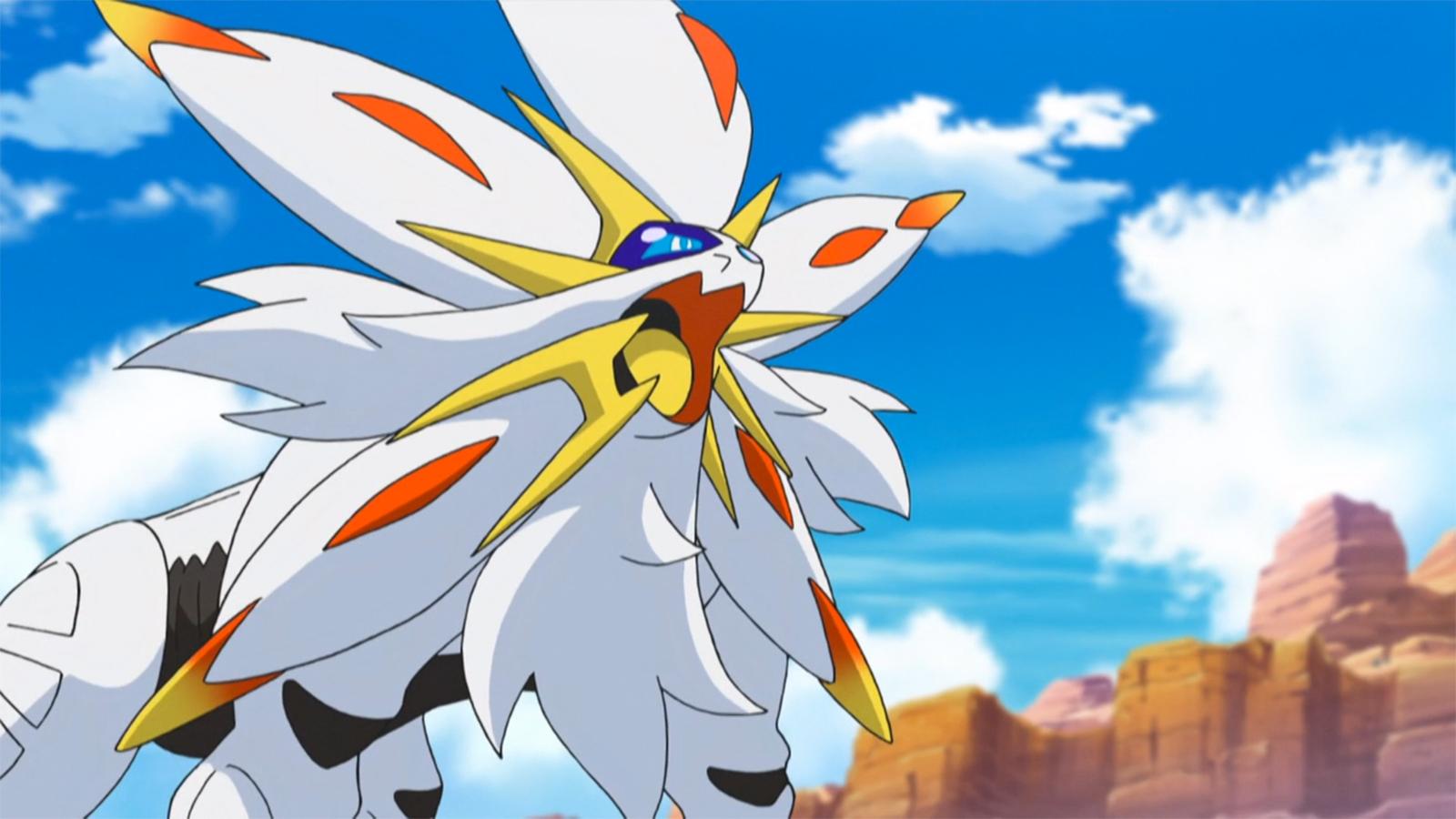 Pokemon Solgaleo