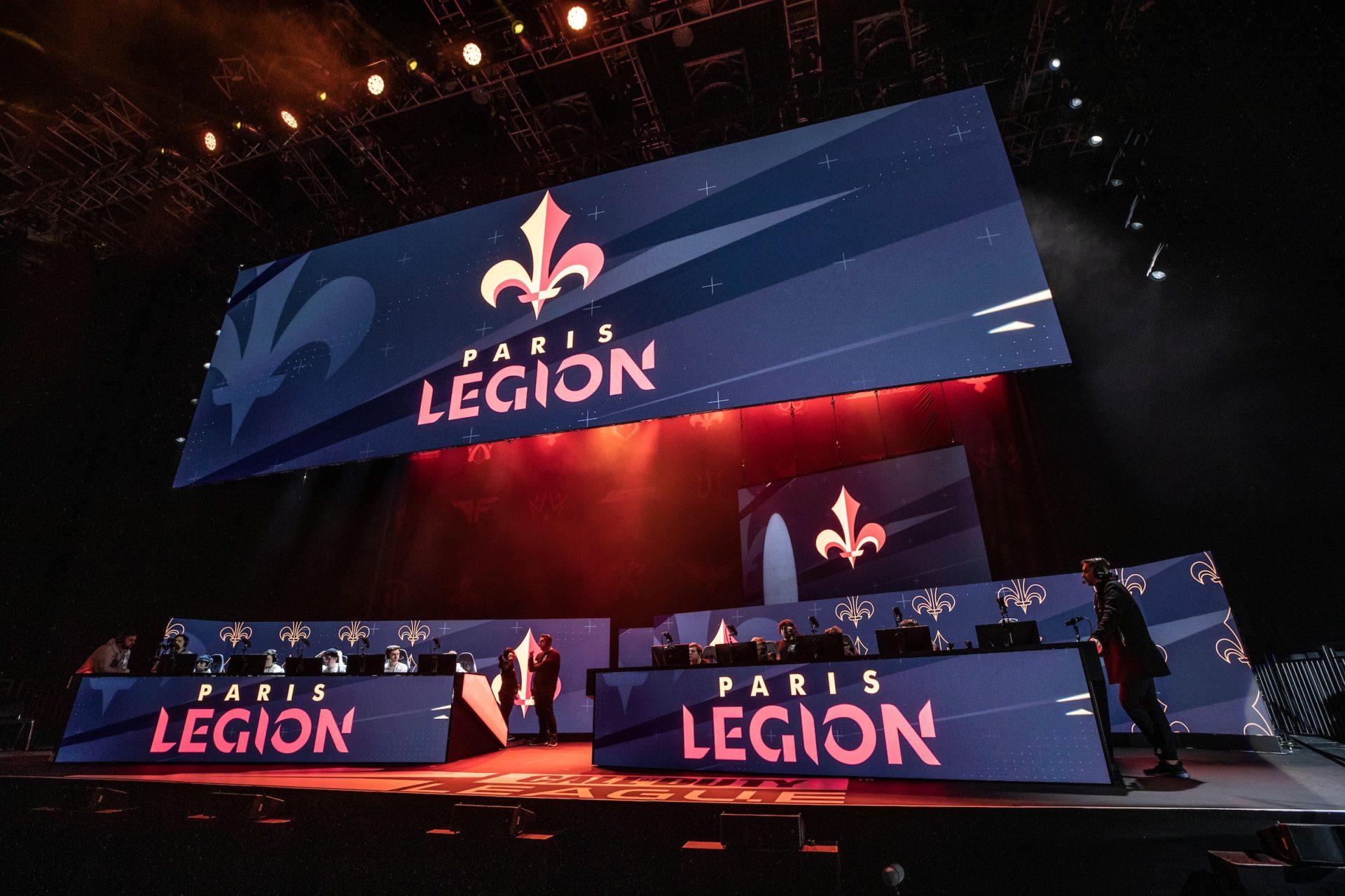 Paris Legion CDL 2020