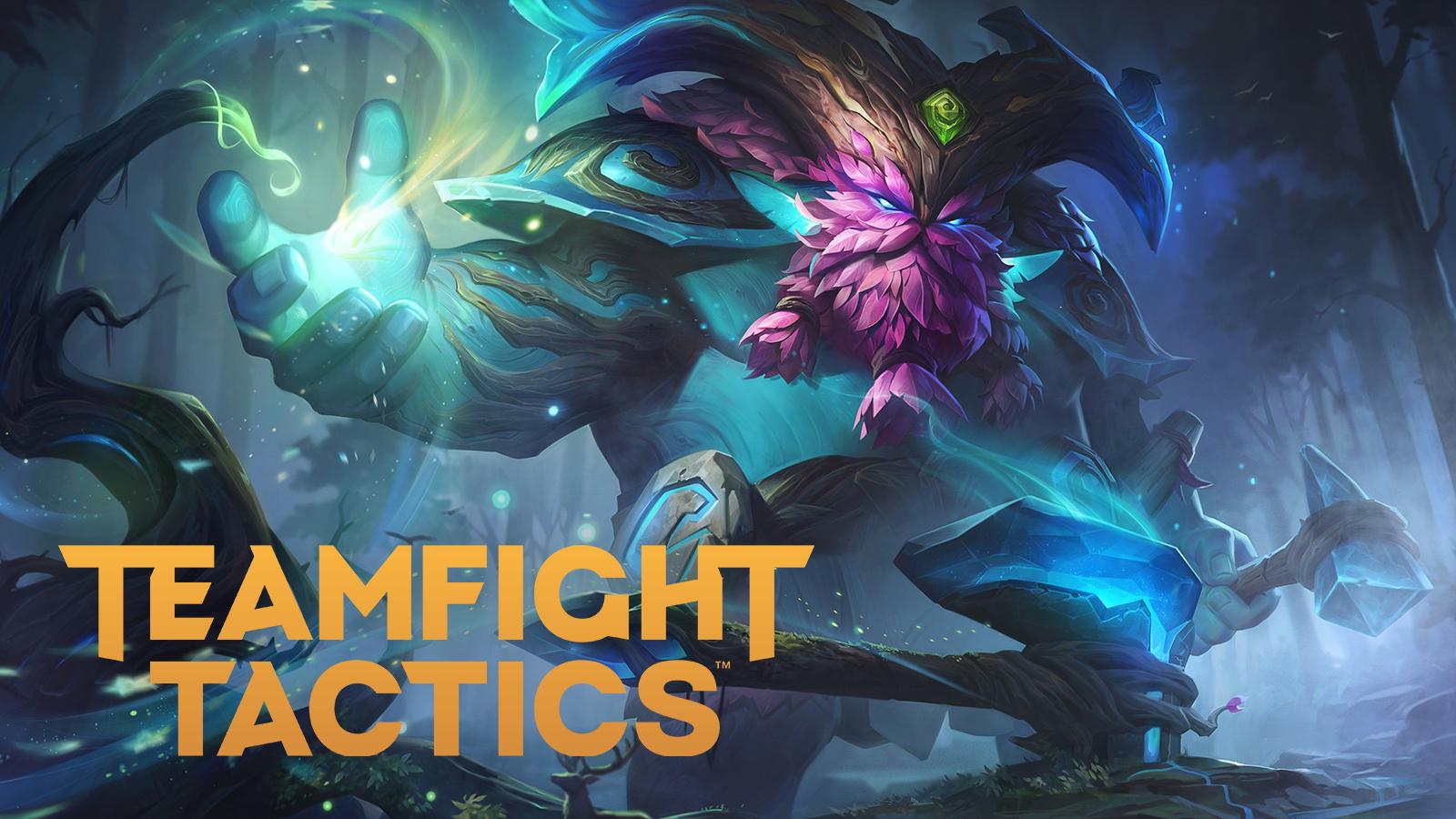 Ornn in Teamfight Tactics TFT patch.