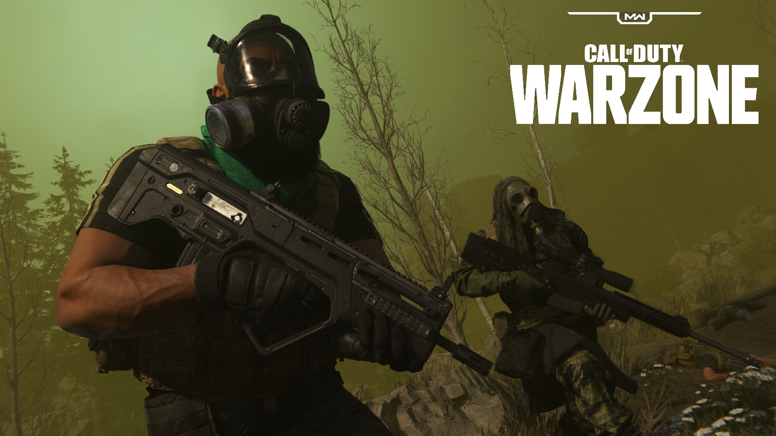 Warzone gas mask storm