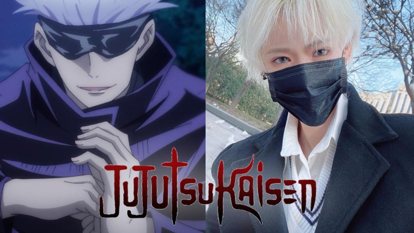 Jujutsu Kaisen Anime Cosplay