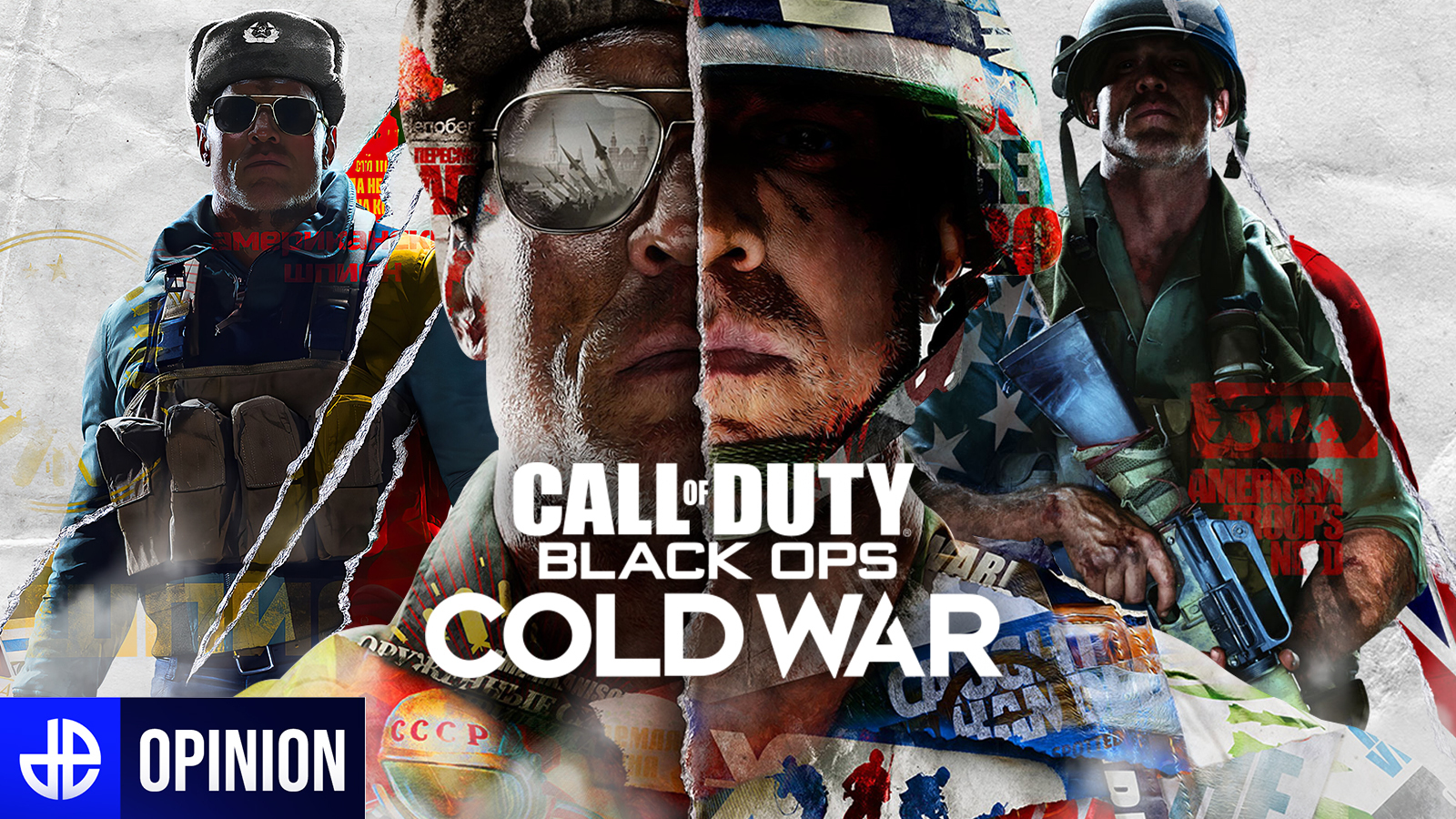 CoD Cold War History Feature
