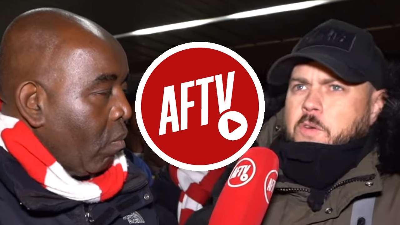 Arsenal Fan TV robbie