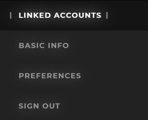 Linked CoD account