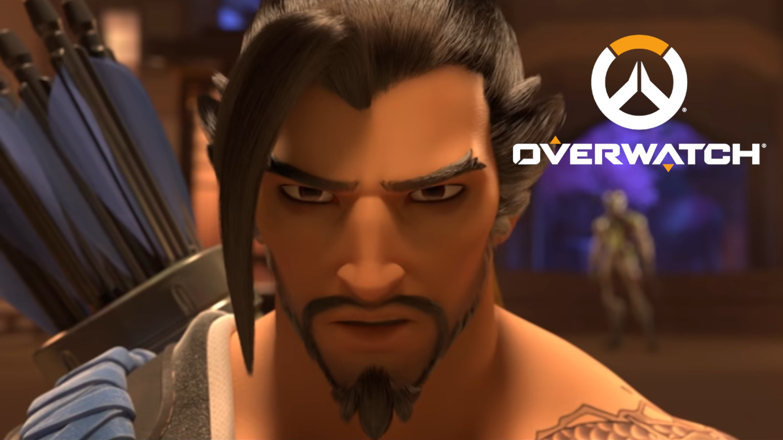Hanzo got a big storm arrow buff