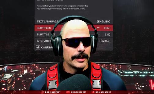 Bald Dr Disrespect