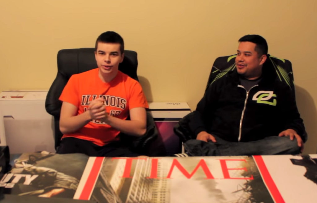 H3CZ and Nadeshot
