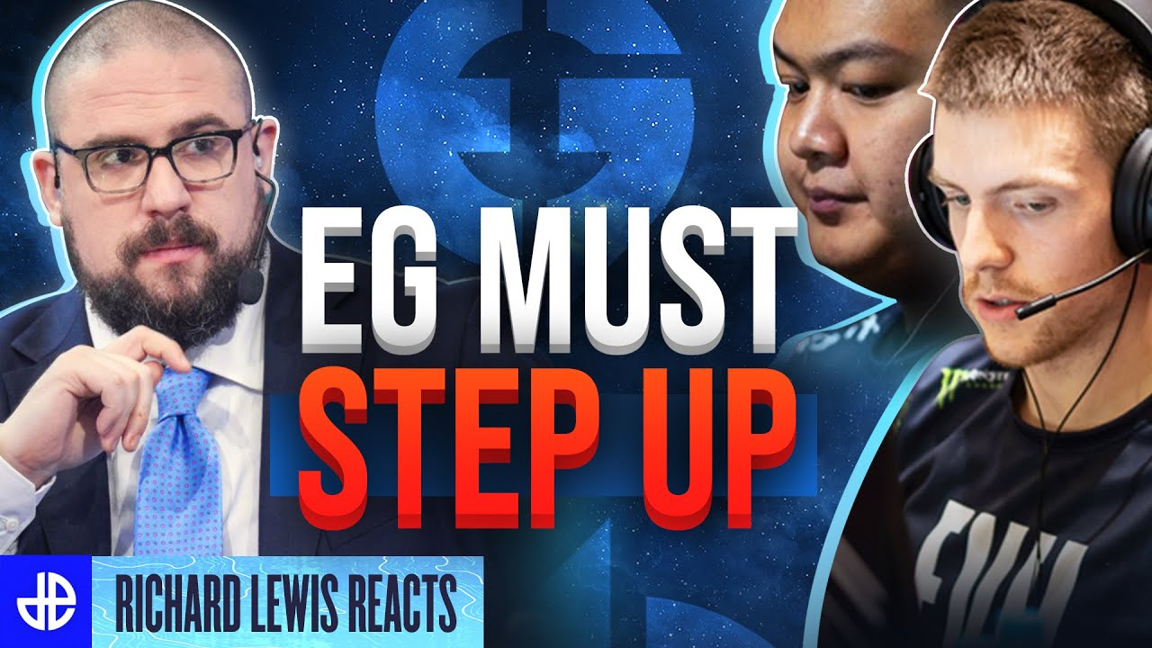 Richard Lewis reacts to Evil Geniuses and Stanislaw