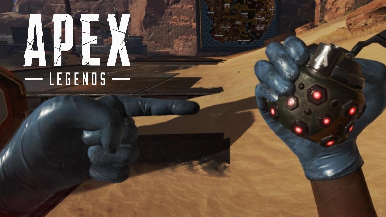 Grenade in Apex Legends