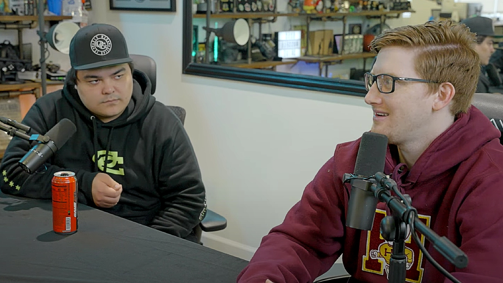 scump and formal on optic chicago podcast