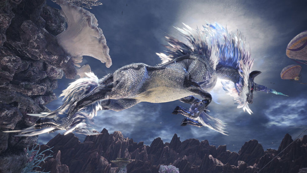 Kirin Monster Hunter World