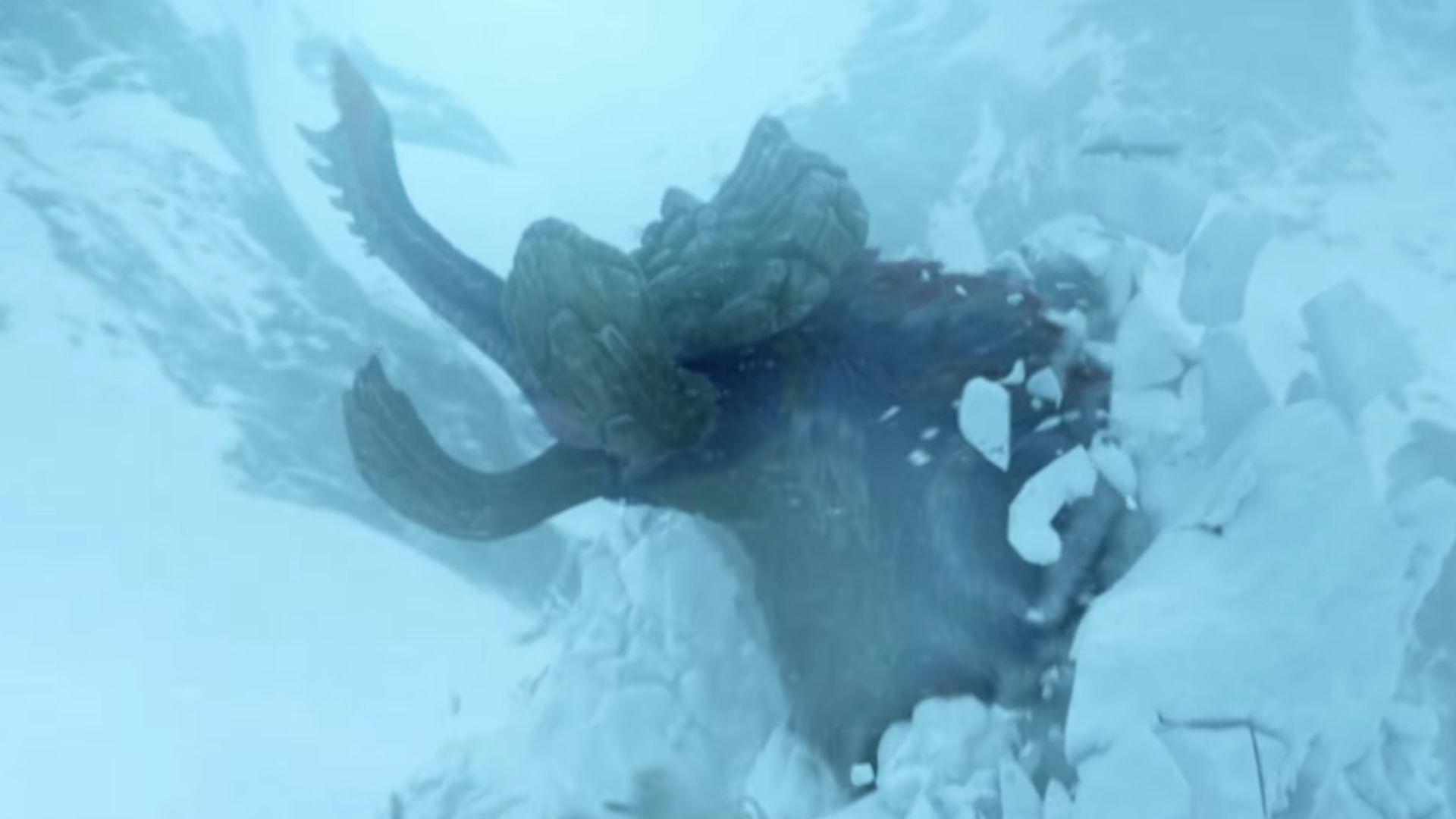 Gammoth Monster Hunter Generations
