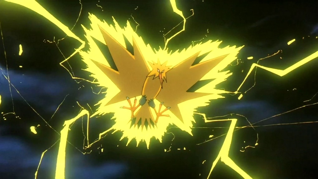 Zapdos has been one of the most powerful Electric picks since 1996.