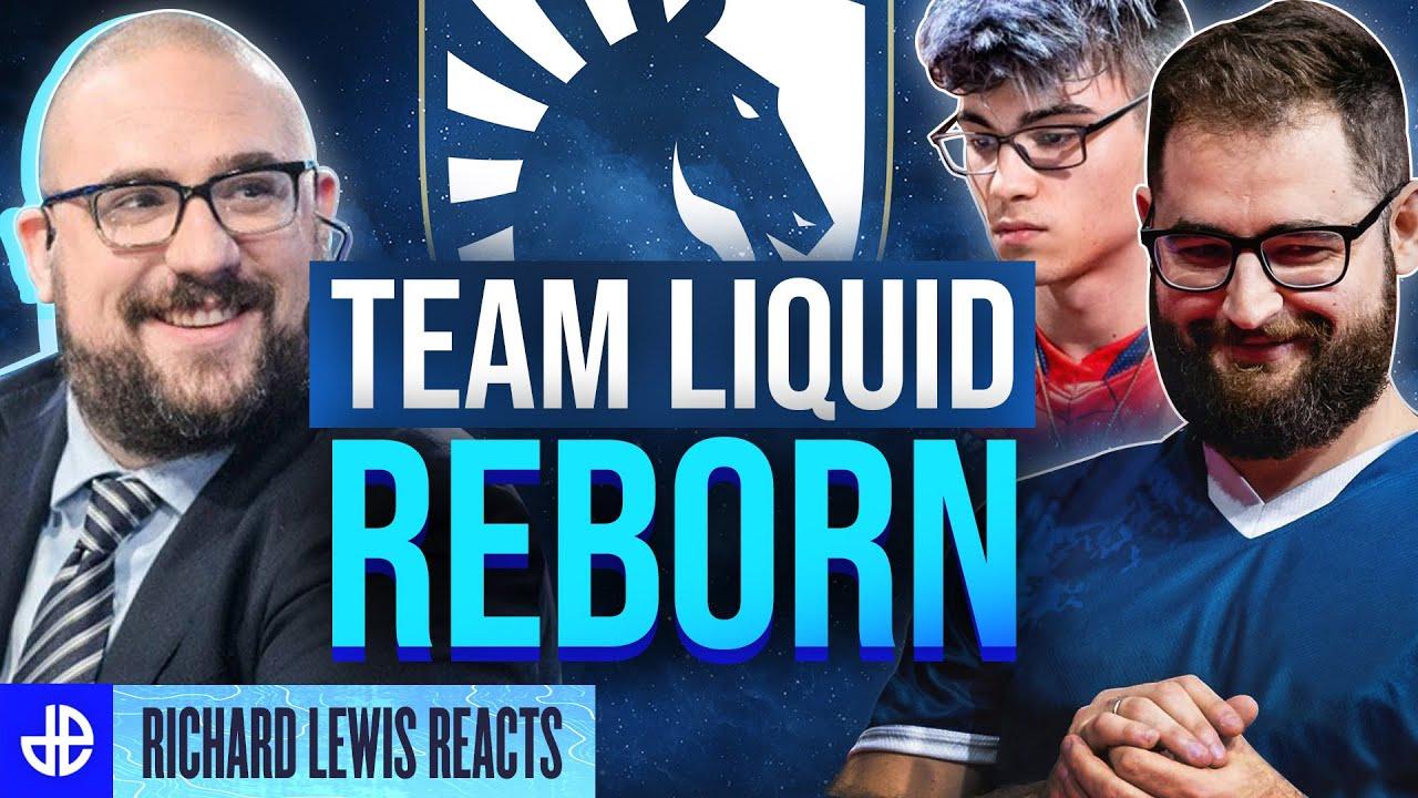 Team Liquid Richard Lewis BLAST