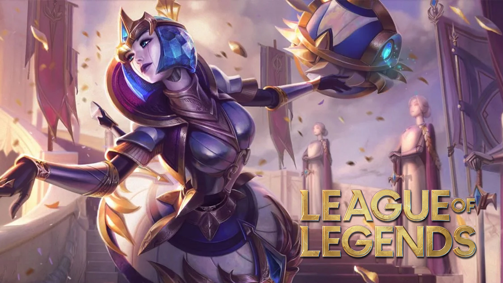 Victorious Orianna in League of Legends