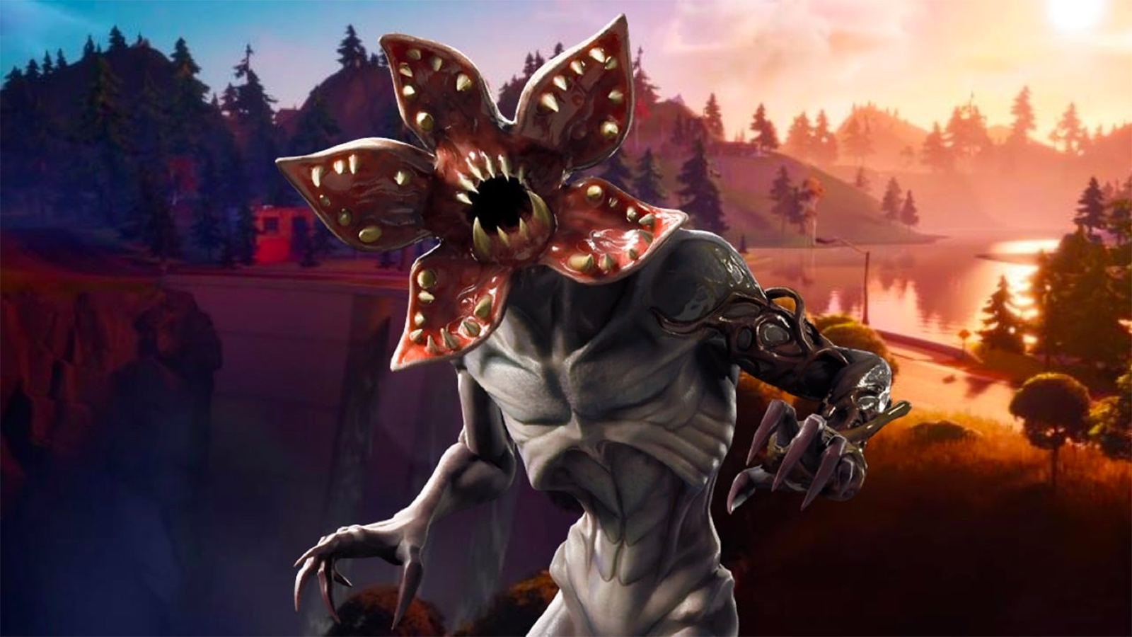 Fortnite Demogorgon
