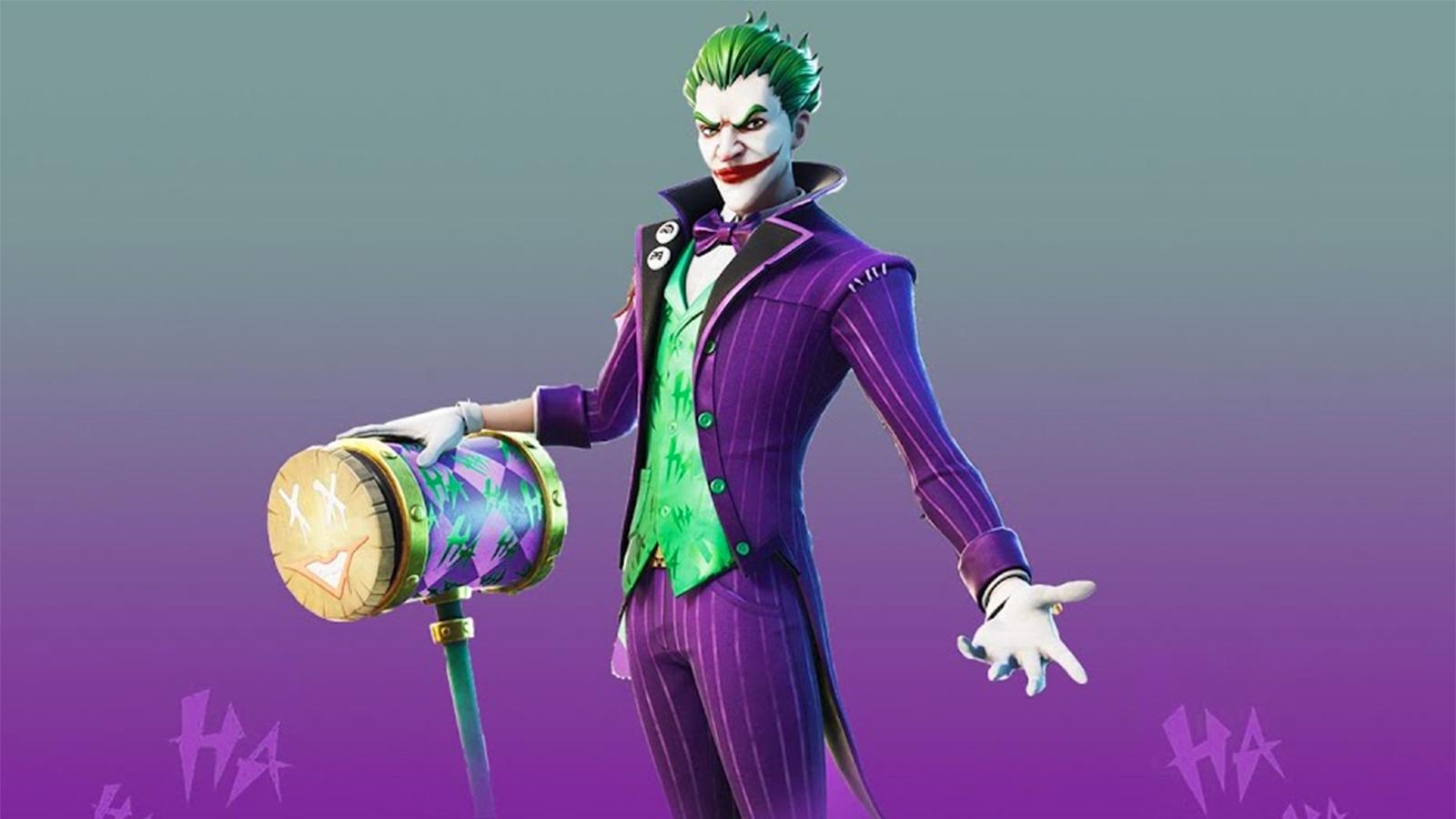 Fortnite Joker