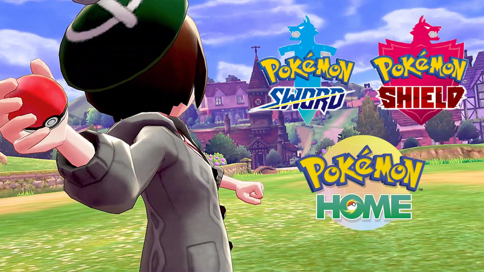 Pokemon Home/ Sword & Shield