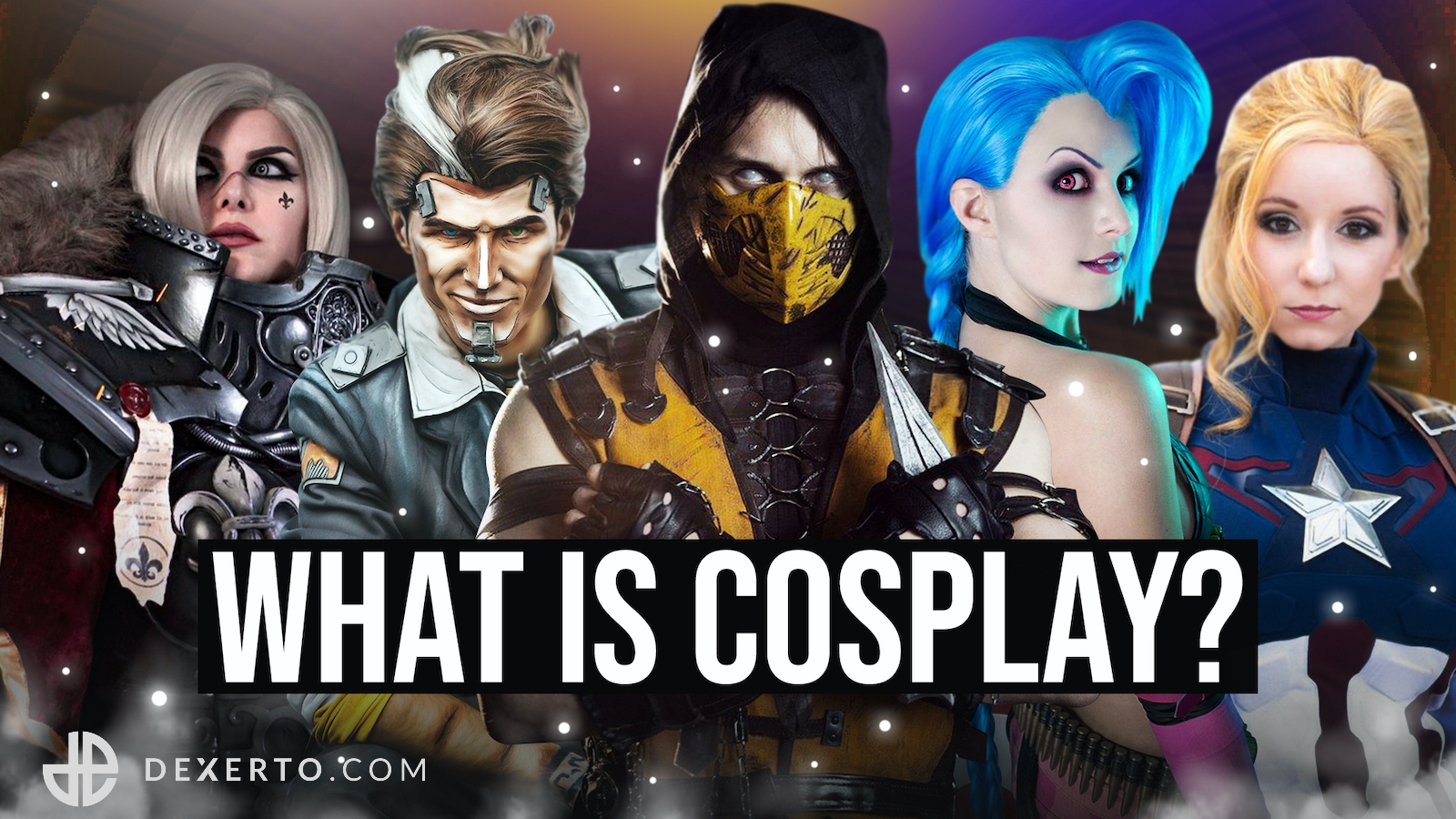 What is Cosplay Feature