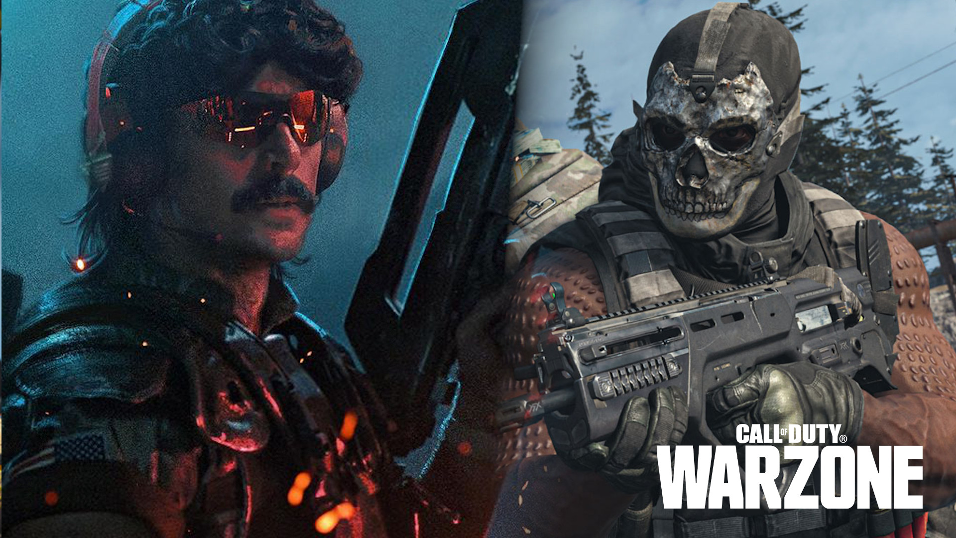 dr disrespect vs warzone tournament