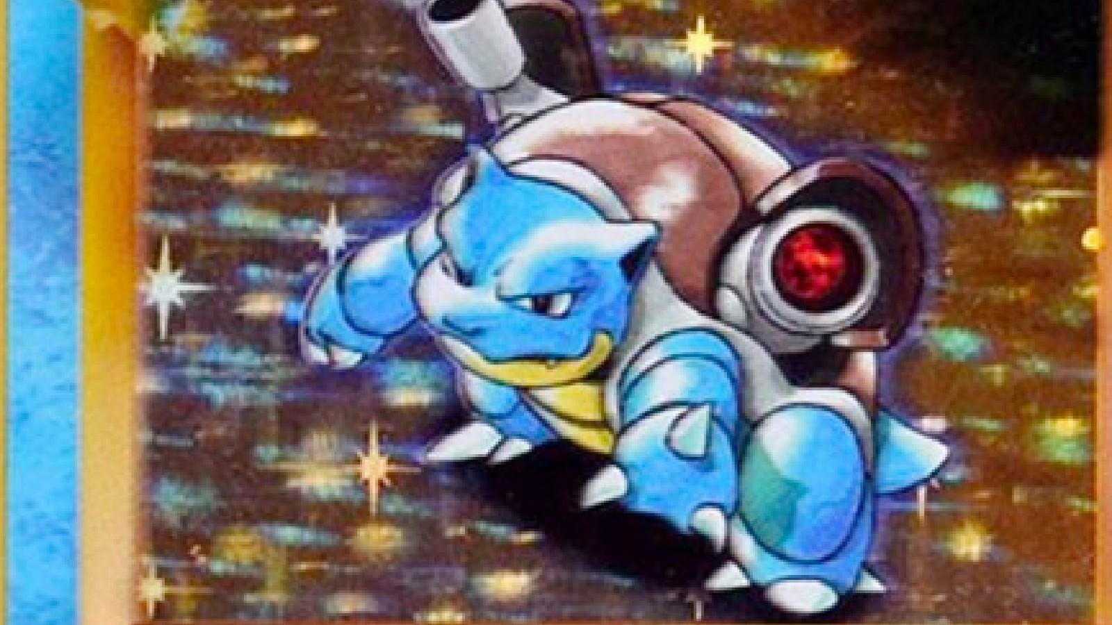 Blastoise Featured Image