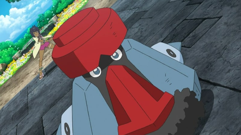 Pokemon Olivia's Probopass