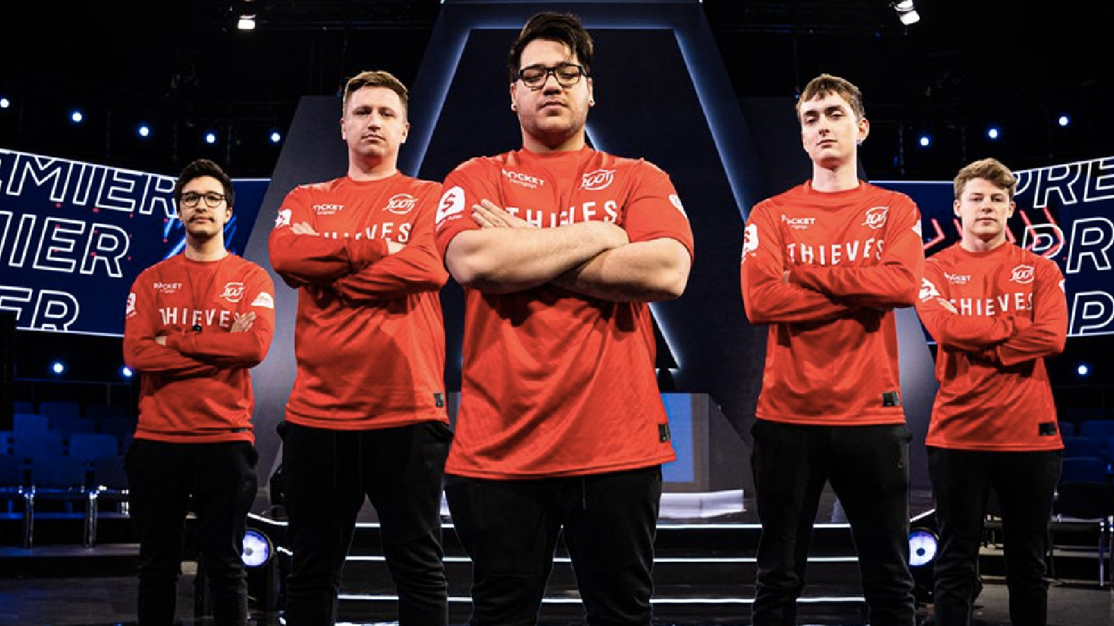 100 Thieves CSGO roster