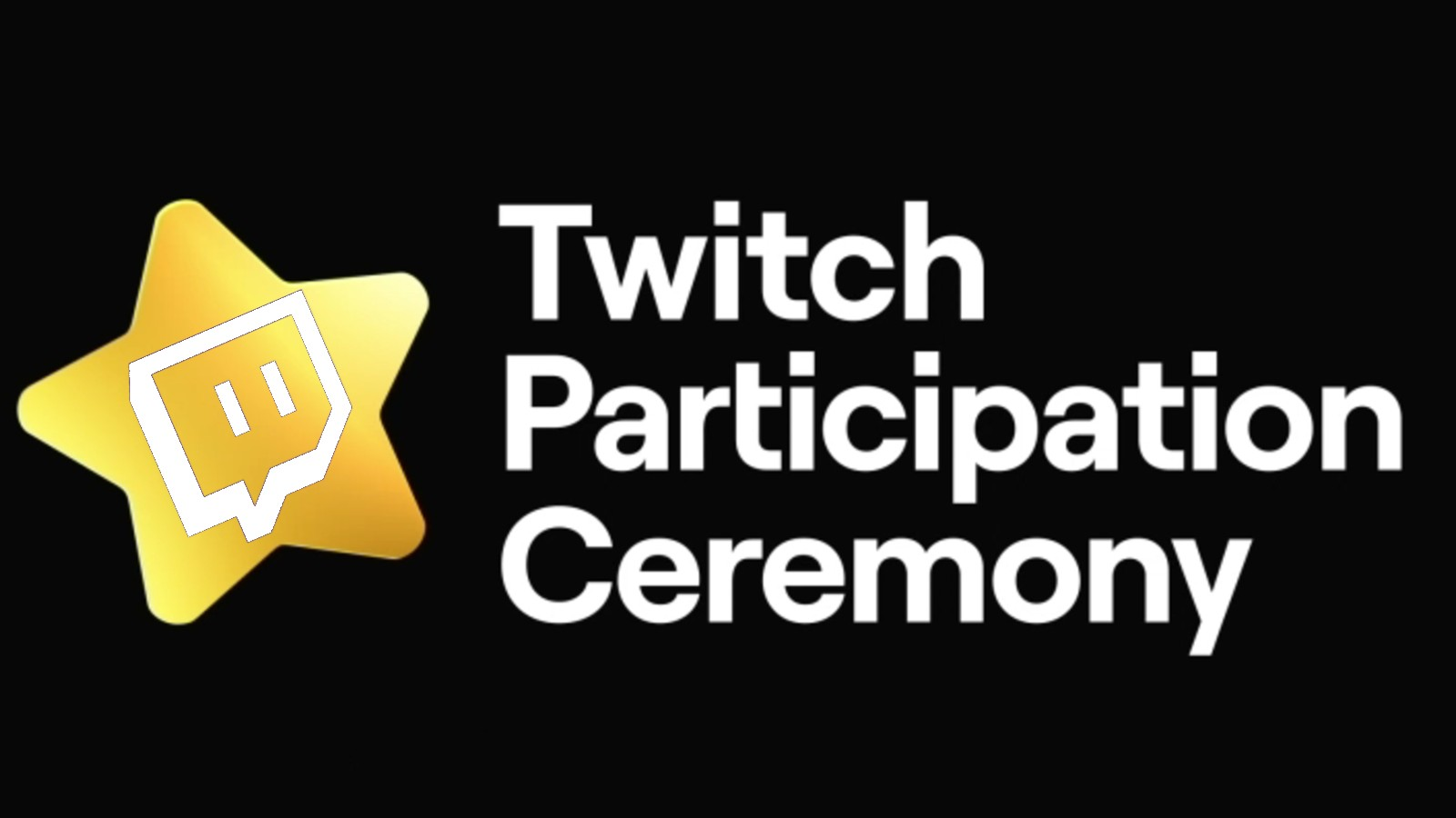 twitch participation ceremony featured image