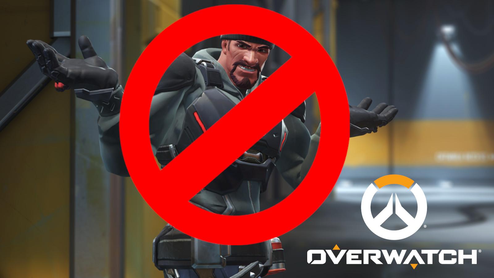 Overwatch hero bans in ranked